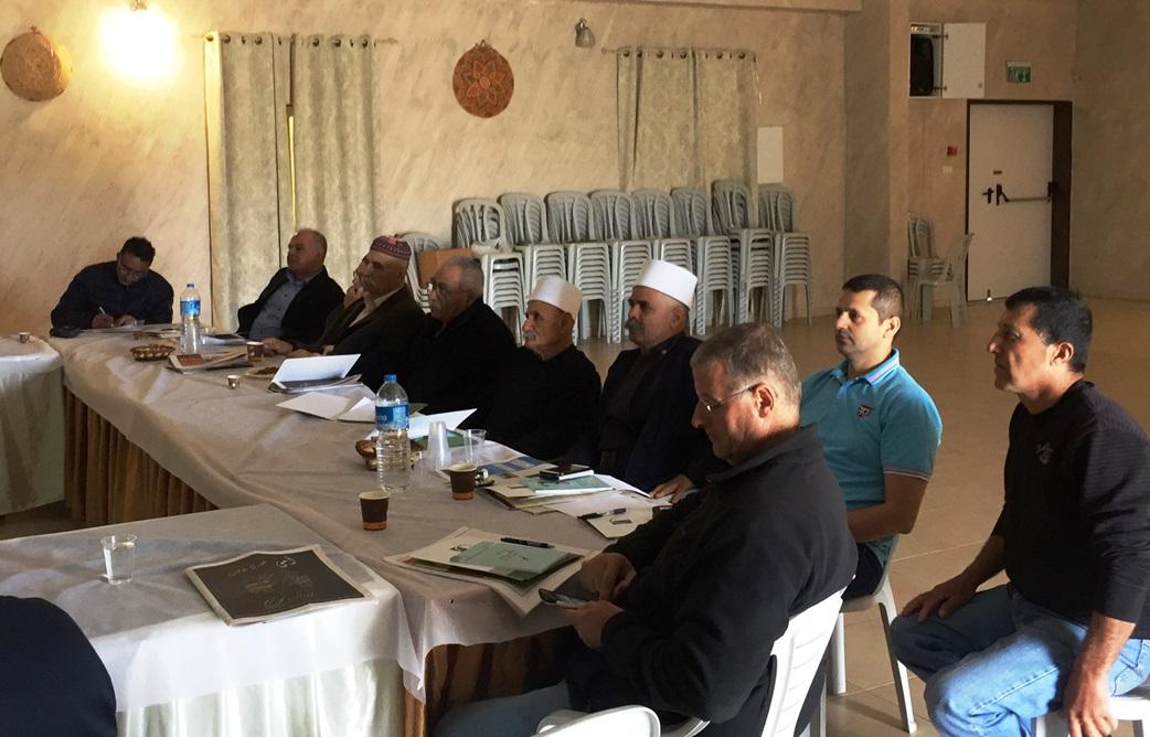 المركز العربي للتخطيط البديل ومركز مساواة مستمران بتدعيم عمل اللجان الشعبية:
