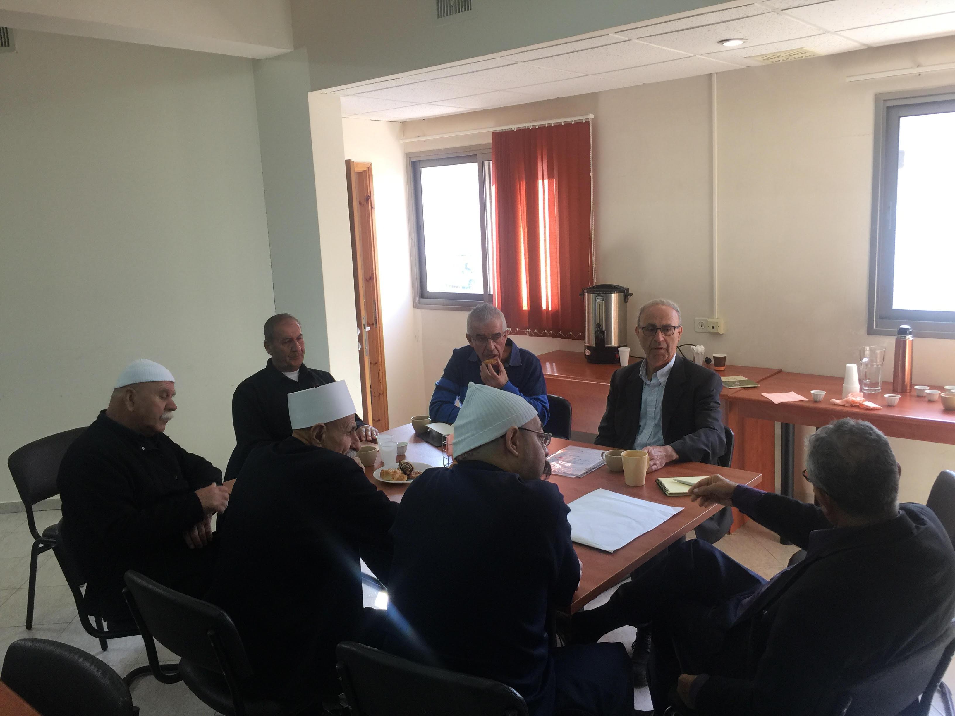 اللجنة المعروفية للدفاع عن الأرض والمسكن والمركز العربي للتخطيط البديل: