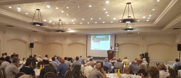 المؤتمر السنوي السادس عشر حول قضايا الارض والمسكن